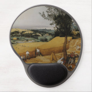 The Harvesters by Pieter Bruegel the Elder Gel Mouse Pads