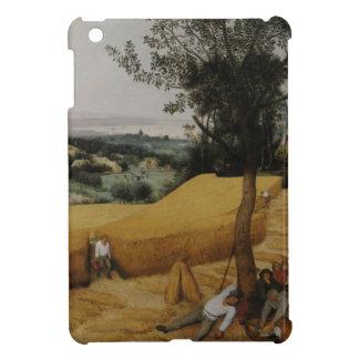 The Harvesters by Pieter Bruegel the Elder iPad Mini Cases