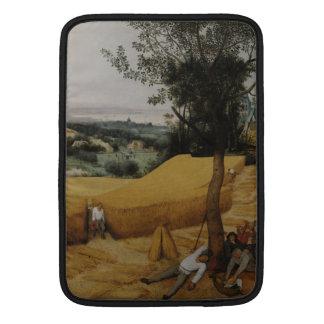 The Harvesters by Pieter Bruegel the Elder MacBook Sleeve