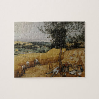 The Harvesters by Pieter Bruegel the Elder Jigsaw Puzzle