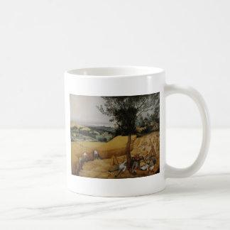 The Harvesters by Pieter Bruegel the Elder Coffee Mug