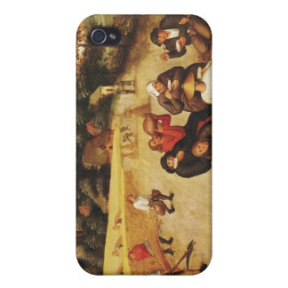 The Harvester's Meal iPhone 4/4S Cover