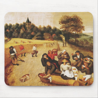 The Harvester's Meal Mouse Pad