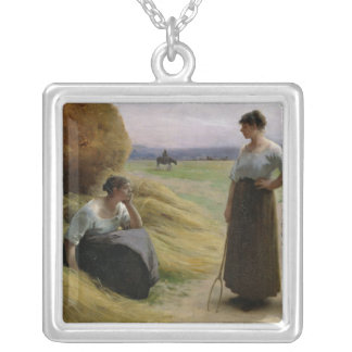 The Harvesters Silver Plated Necklace