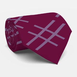 The #Hashtag Neck Tie