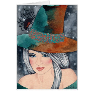 The Hat Greeting Card