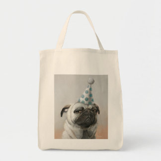 The Hat Grocery Tote Bag