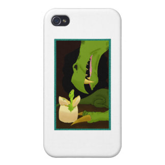 The Hatchling iPhone 4 Case