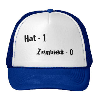 The Hate that fights Zombies Trucker Hat