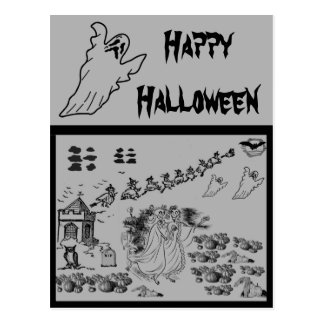 The Haunted Ceremony - Post Cards