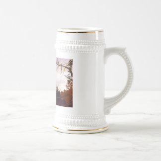 The Haunted Forest Beer Stein