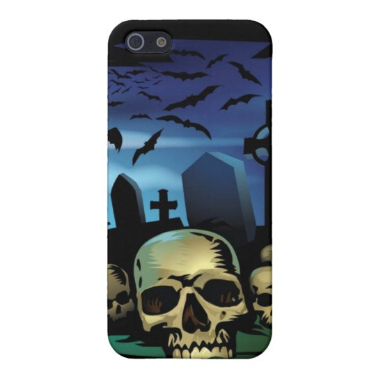 The Haunted Graveyard iPhone 4 Speck Case