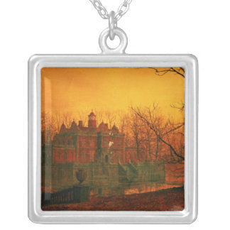 The Haunted House Custom Necklace