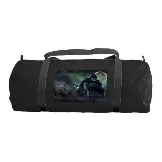 The Haunted House Paranormal Duffle Bag