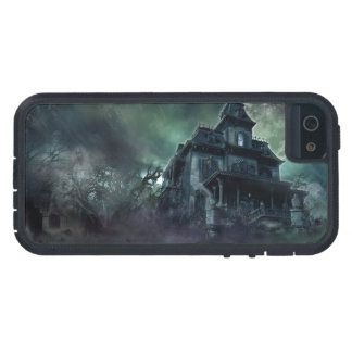 The Haunted House Paranormal iPhone SE/5/5s Case