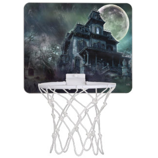 The Haunted House Paranormal Mini Basketball Hoops