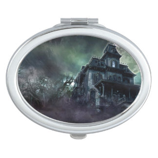 The Haunted House Paranormal Mirror For Makeup