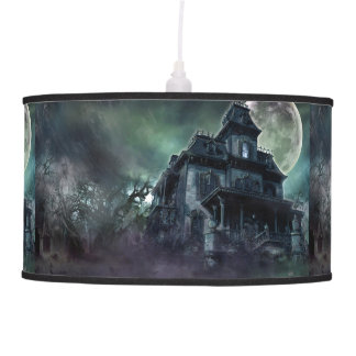 The Haunted House Paranormal Pendant Lamp