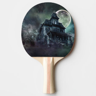 The Haunted House Paranormal Ping-Pong Paddle