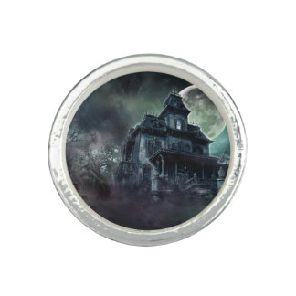 The Haunted House Paranormal Ring