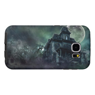 The Haunted House Paranormal Samsung Galaxy S6 Case