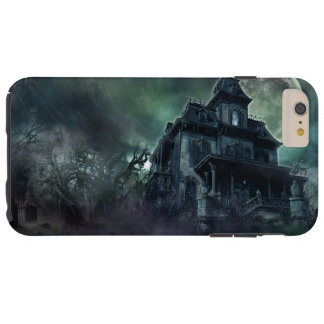 The Haunted House Paranormal Tough iPhone 6 Plus Case
