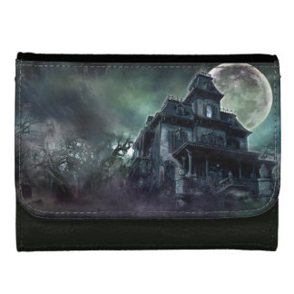 The Haunted House Paranormal Wallet