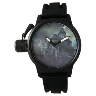 The Haunted House Paranormal Wristwatches