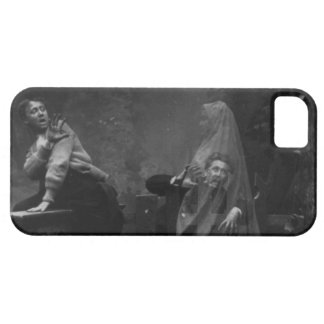 The Haunted Lane Stereograph Spirit Photography iPhone SE/5/5s Case