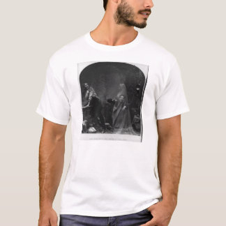 The Haunted Lane Stereograph Spirit Photography T-Shirt