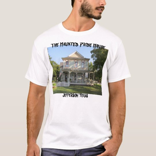 The Haunted Pride House T-Shirt
