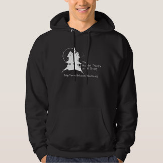 The Haunted Theatre on Hill Street Hoodie