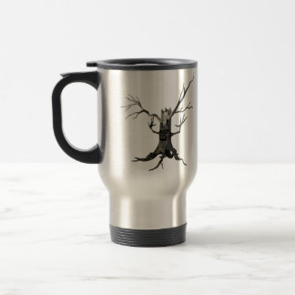 The Haunted Tree Travel Mug