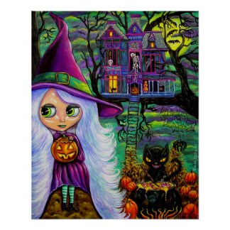 The Haunted Treehouse Poster