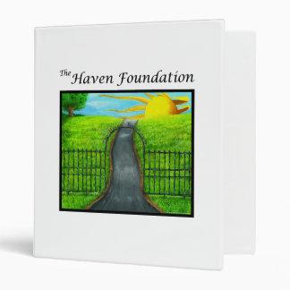 The Haven Foundation Binder