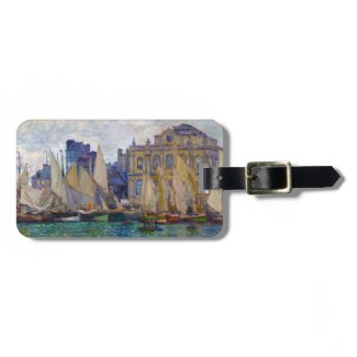 The Havre Museum Claude Monet Bag Tags