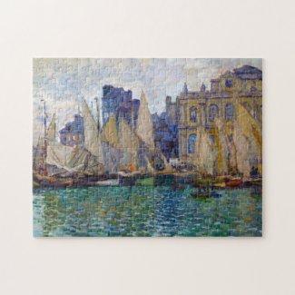 The Havre Museum Claude Monet Jigsaw Puzzle