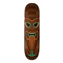 The Hawaiian Skateboard Deck