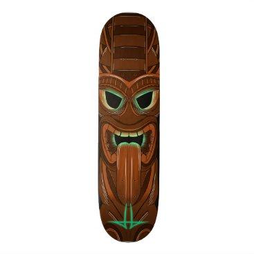 TheLish The Hawaiian Skateboard Deck