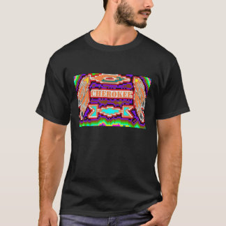 The Hawghead Brand Cherokee T-SHIRT by da'vy