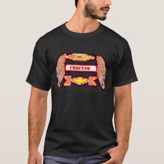 The Hawghead Brand Choctaw T-SHIRT by da'vy
