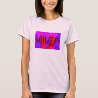 The Hawghead Brand Lady WOWZA T-SHIRT by da'vy