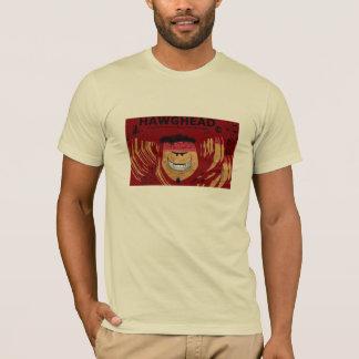 The Hawghead Brand T- SHIRT by da'vy