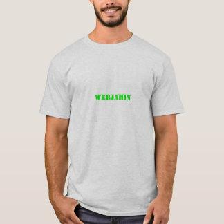The Hawghead Brand WE-b-jamin-SHIRT by da'vy T-Shirt