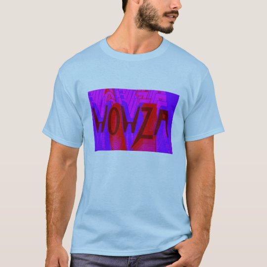 The Hawghead Brand WOWZA T-SHIRT by da'vy