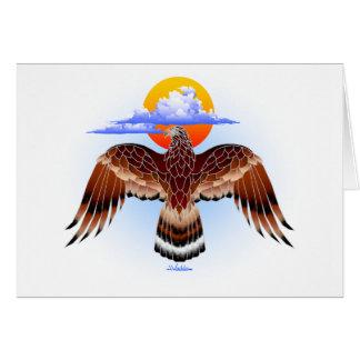 The Hawk Card