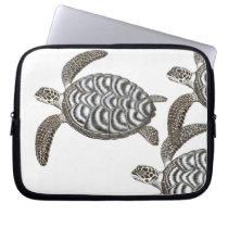 The Hawksbill Sea Turtles Electronics Bag
