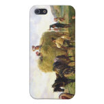 The Hay Harvest, 1869 Case For iPhone SE/5/5s