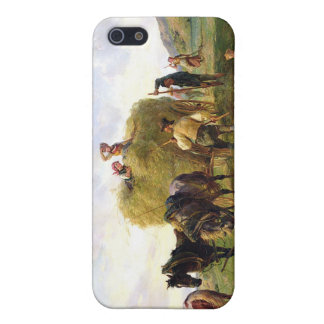 The Hay Harvest, 1869 Cover For iPhone SE/5/5s
