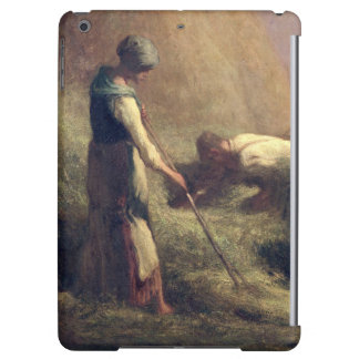 The Hay Trussers, 1850-51 Cover For iPad Air